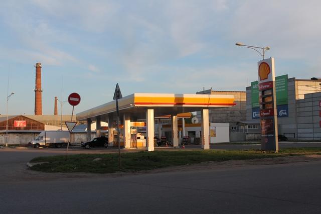 Газонапорная станция вологда
