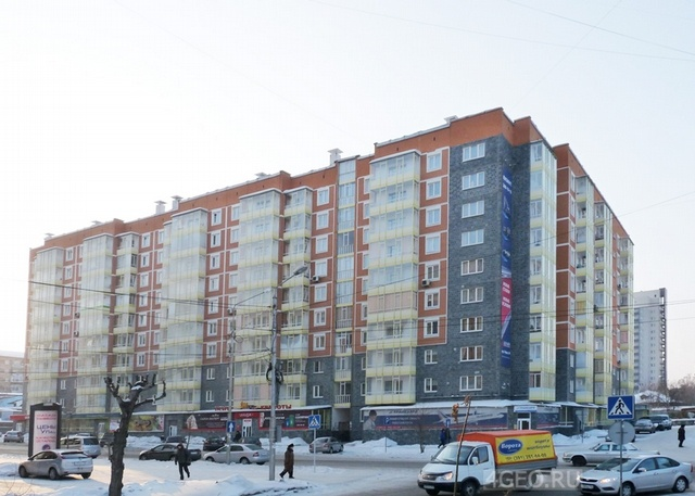 Фото здания красноярск ул горького 37