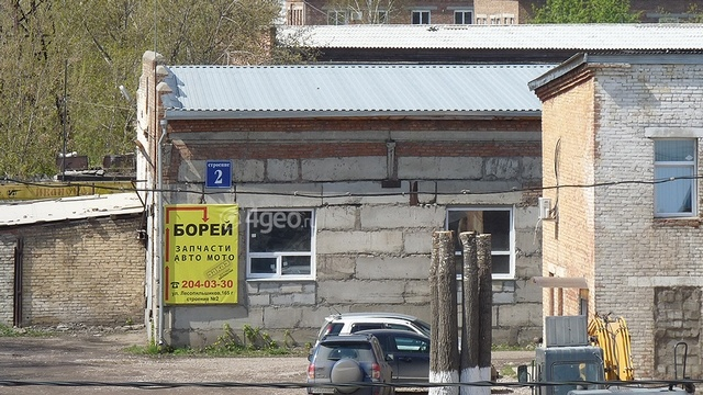 аренда площадей по адресу лесопильщиков 165 красноярск