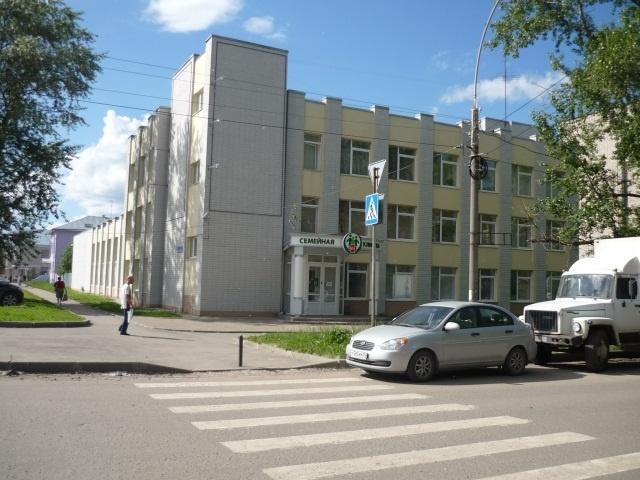 Приморский пгт больница