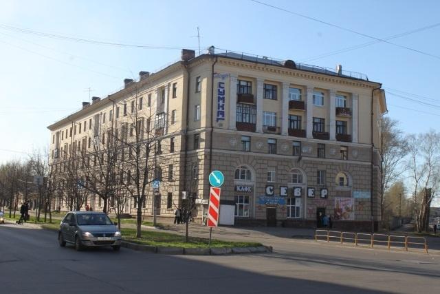 Череповец: улица Металлургов, 18 на карте с номерами