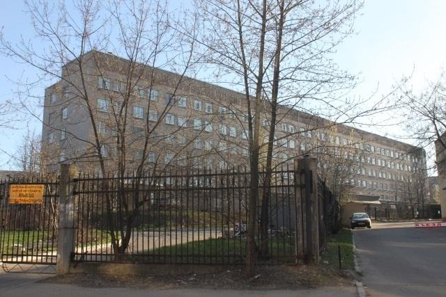 Улица Металлургов 18 на карте г Череповец