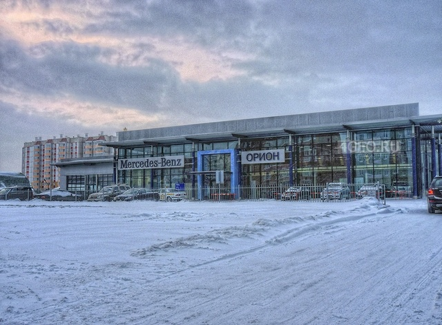 мерседес центр красноярск