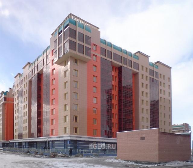 Медицинский центр на итальянской улице