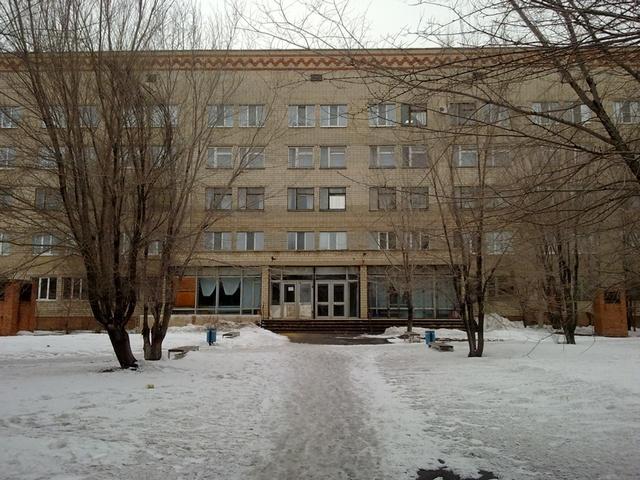 Больницы октябрьского района красноярска
